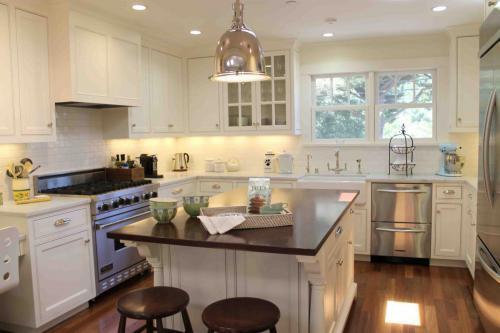 Corte madera Kitchen